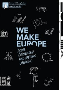 "EUCIS-LLL LLL-Mag#2 ""We Make Europe"" is out !"